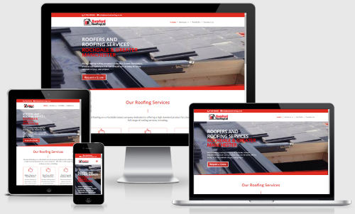 Web and Website Design Mansfield Chesterfield Nottingham
