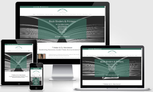 Website Design and Hosting Mansfield Chesterfield Nottingham